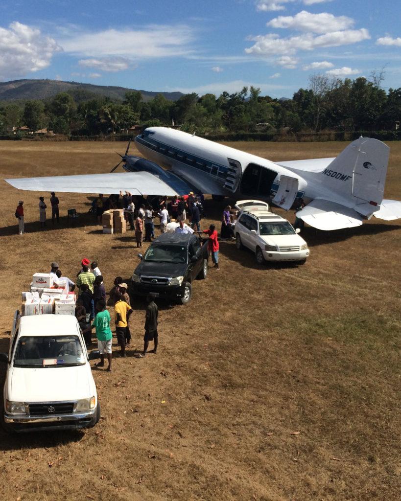 missionary flights